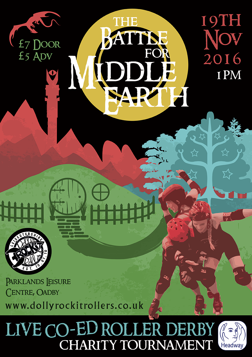 Battle for Middle Earth Co-ed Charity Tournament