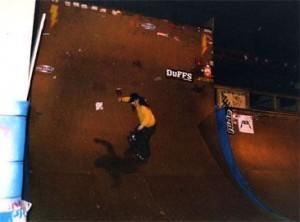 Me skateboarding at Derby Storm