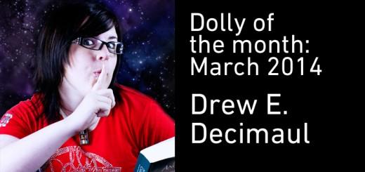 Skater-of-month Drew