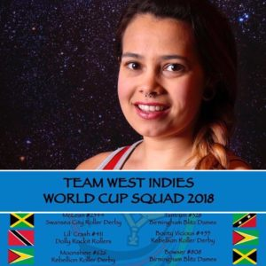 I made the Team West Indies World Cup Squad!