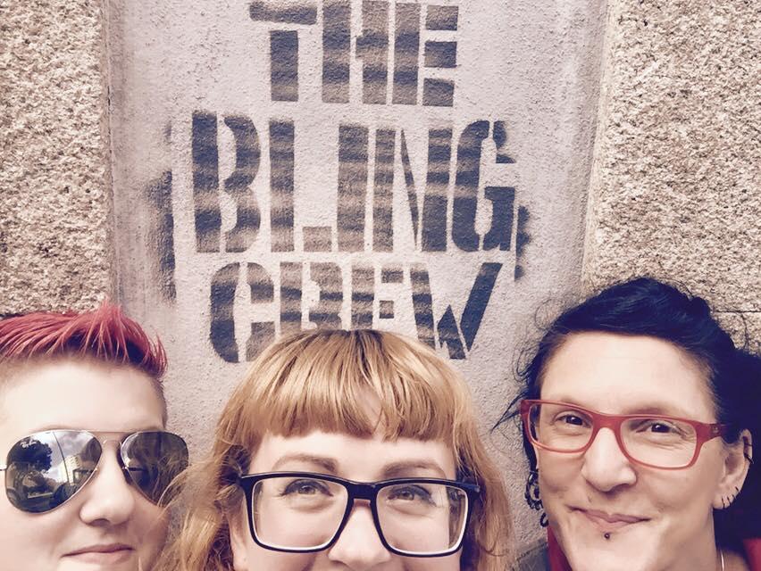 The Bling Crew!